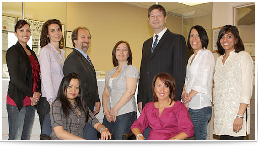 Downsview Plaza Dental Office Team